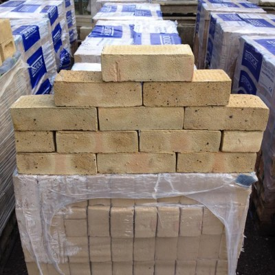 Large Quantity Of Yellow Ibstock Bricks