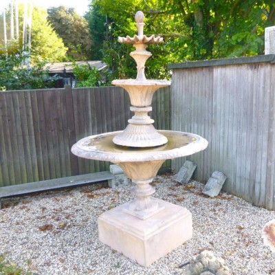Victorian Style Three Tier Fountain