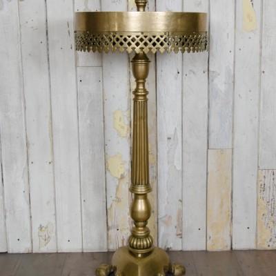 Antique Brass Candelabrum