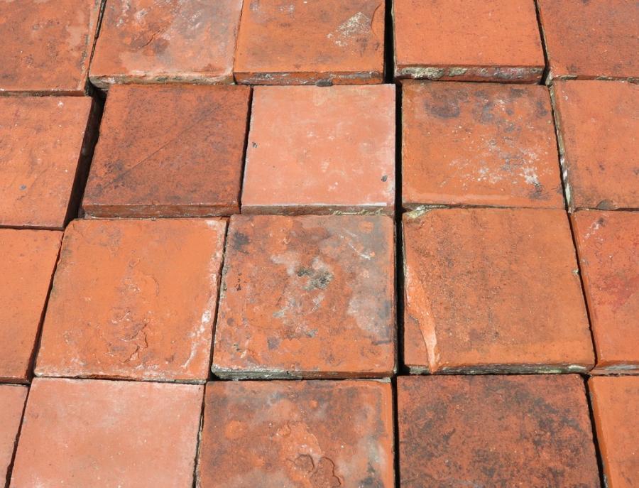 Cool 1 Ceramic Tile Thick 12 X 12 Ceiling Tiles Square 12X12 Floor Tiles 18 X 18 Floor Tile Youthful 1930S Floor Tiles Reproduction Gray24X24 Floor Tile For Sale Reclaimed Terracotta Quarry Floor Tiles   6\