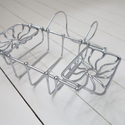 solid brass chrome plated victorian bath accessories holder - Bathroom Accessories Victorian