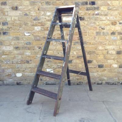 Reclaimed Lattice Ladders