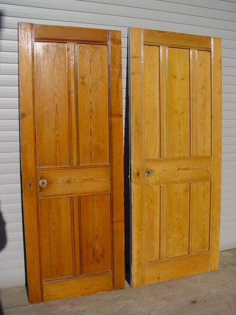 For Sale 18 X Interior Pine Doors Front Door Hall Door Salvoweb Uk