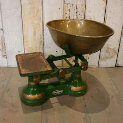 Set of Vintage Kitchen Scales