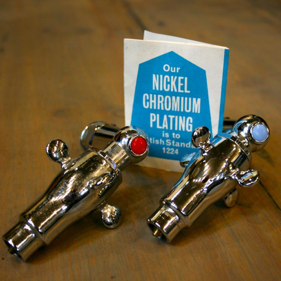 Nickel Chromium Plated Taps