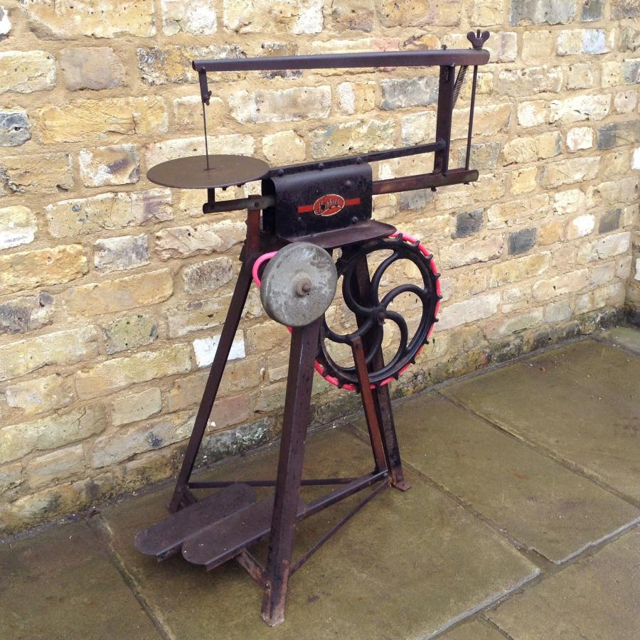 Reclaimed Fretting Wheel