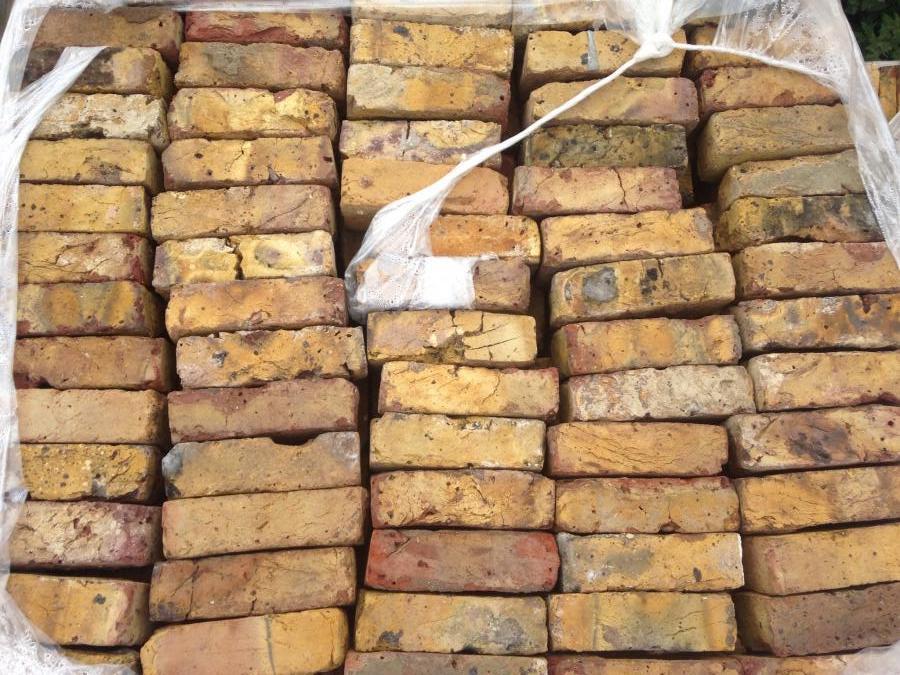 Reclaimed Victorian London Multi Stock Bricks 25,000 + Available