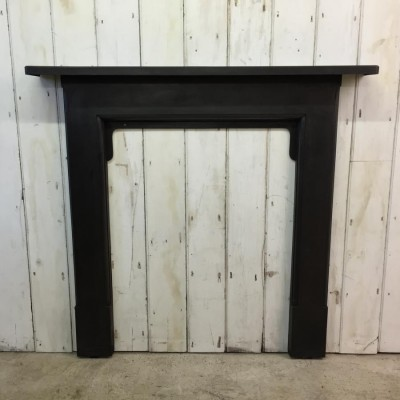 Reclaimed Victorian Cast Iron Fire Surround