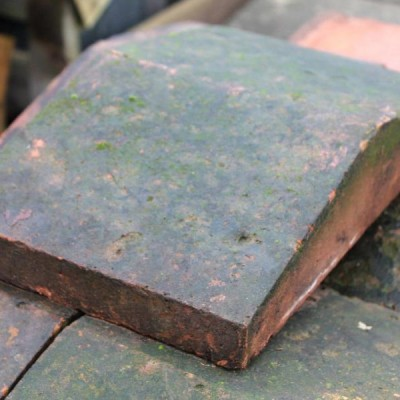 Reclaimed Victorian Clay Warwickshire Coping Stones