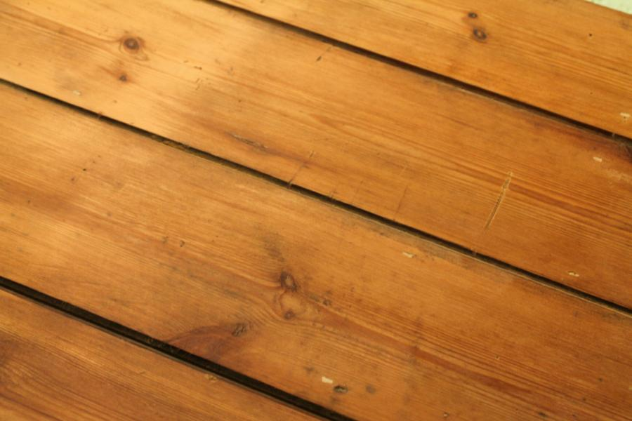 """Reclaimed Victorian 5.5"""" Tongue & Groove Pine Board"""