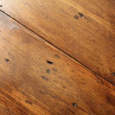 "Reclaimed Original Victorian 9"" Wide Pine Board"