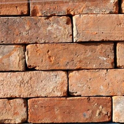 Reclaimed 3 Inch Warwickshire Hand Made Bricks