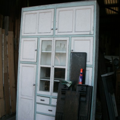 Large kitchen dresser/cupboard