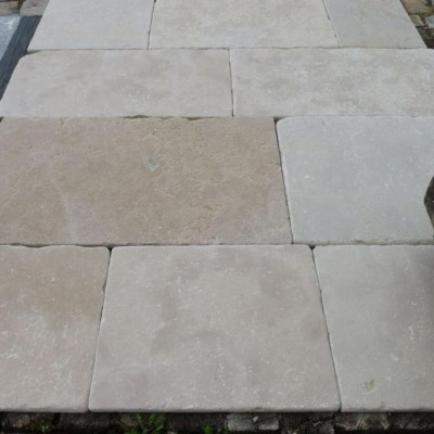 """Abbey"" Limestone Flooring"