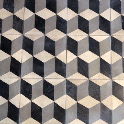 "Decorative Eencaustic Type Tiles ""Carreaux de ciment"""