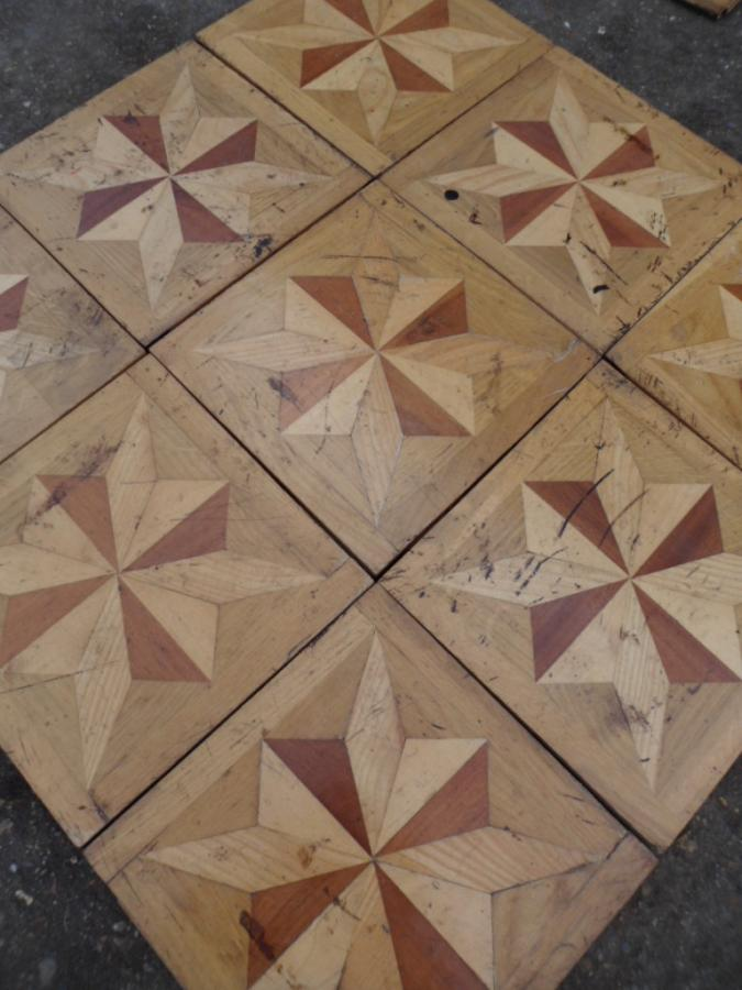 Compass Star Art Deco Panels