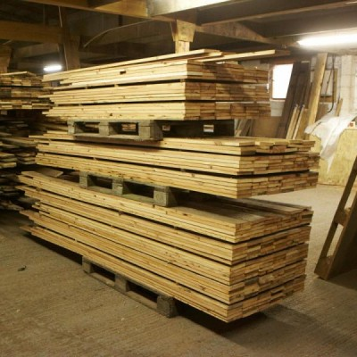 Baltic Yellow Pine