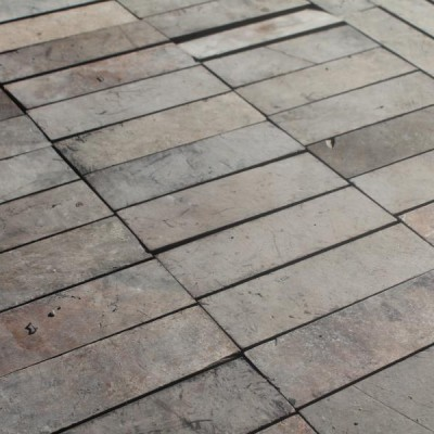 Reclaimed Mahogany Parquet Flooring - 1000 Square Yards Job Lot