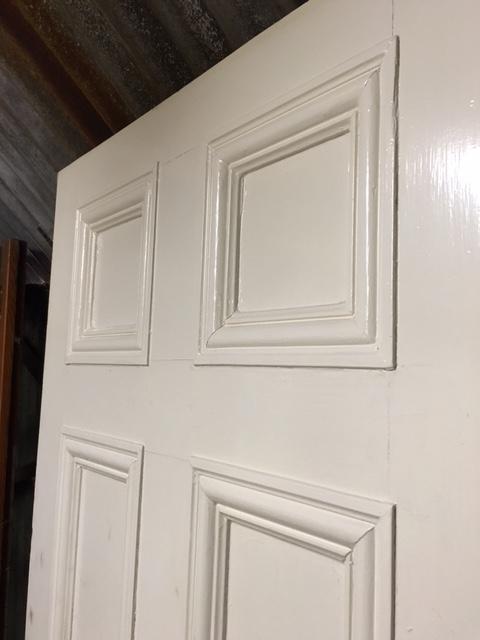 Six panel Edwardian Doors