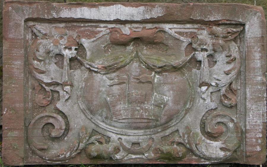 sandstone family crest