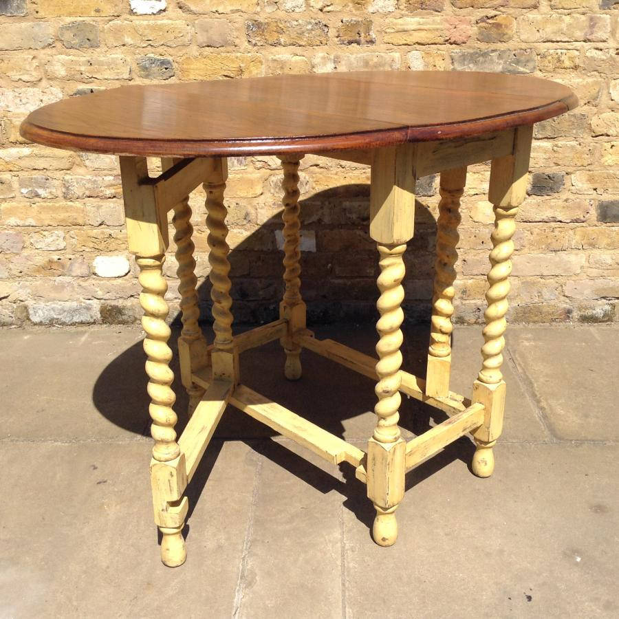 Reclaimed Oval Table