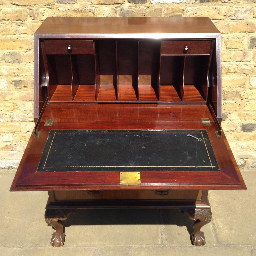 A Reclaimed Writing Bureau