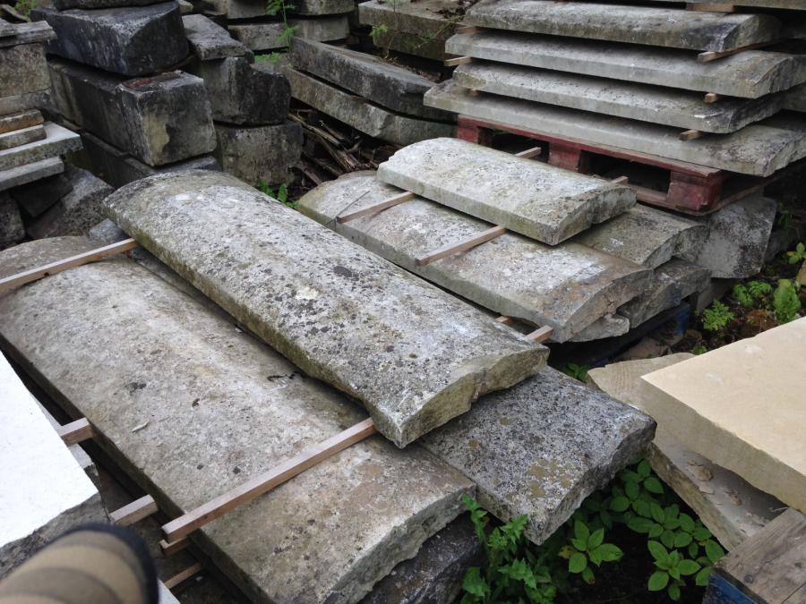 Portland Stone Coping