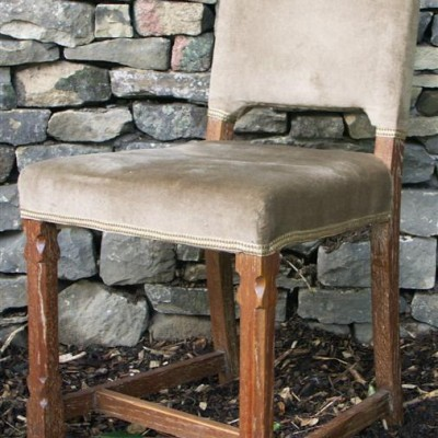 set of 6 heals dining chairs