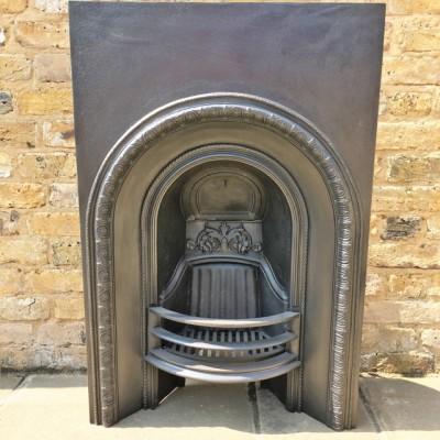 Original Victorian Cast Iron Insert