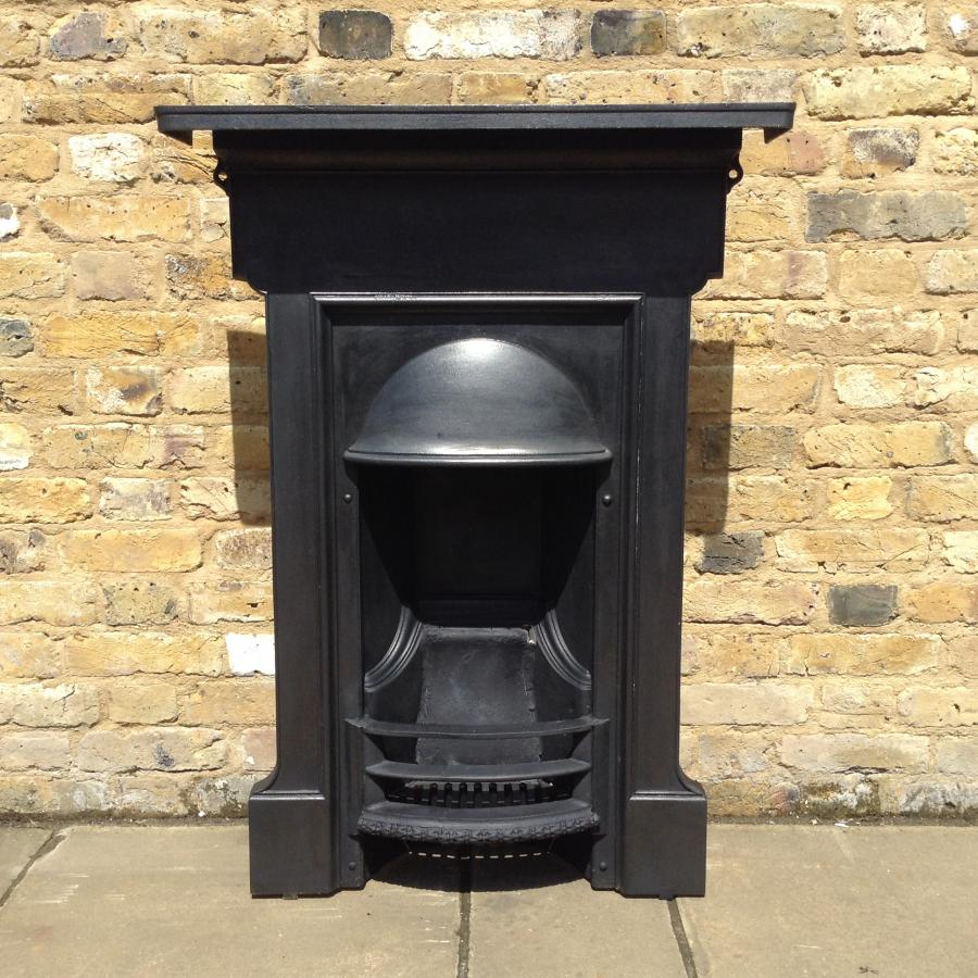 Reclaimed Edwardian Combination Fireplace