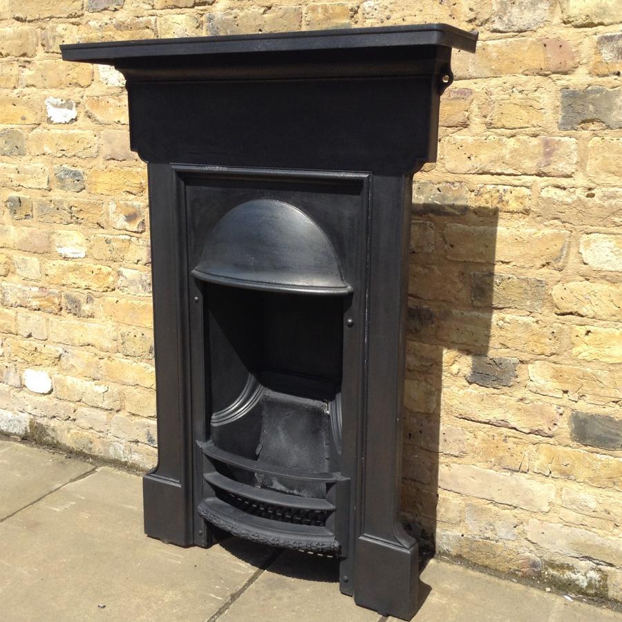 Reclaimed Edwardian Combination Fireplace