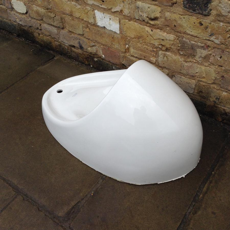 Reclaimed Armitage Urinal