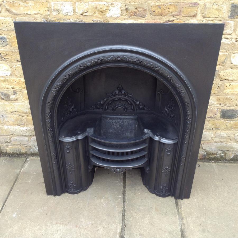 Reclaimed Victorian Fire Insert
