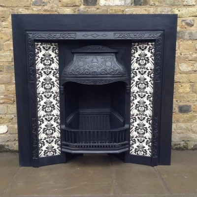 Reclaimed Victorian Style Insert