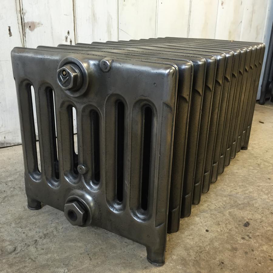 Reclaimed Polished Radiator