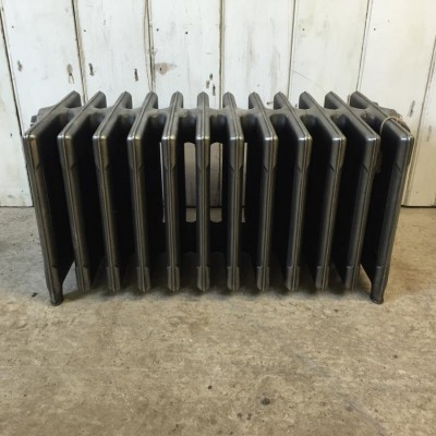Reclaimed Polished Radiator