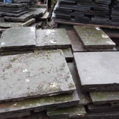 Reclaimed pennant flagstones /slates South Wales reclamation