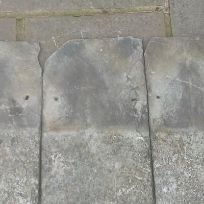 Delabole cornish green slates