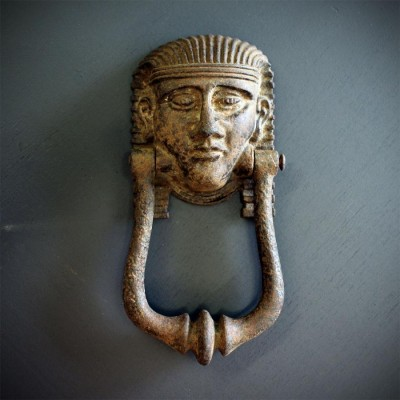Early Georgian Door Knocker