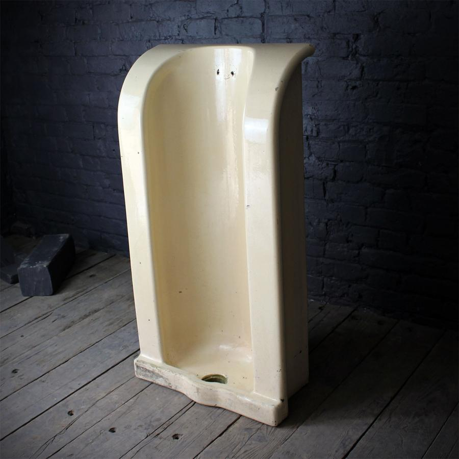 For Sale Antique Stoneware Urinal Salvo UK - Architectural Salvage ...