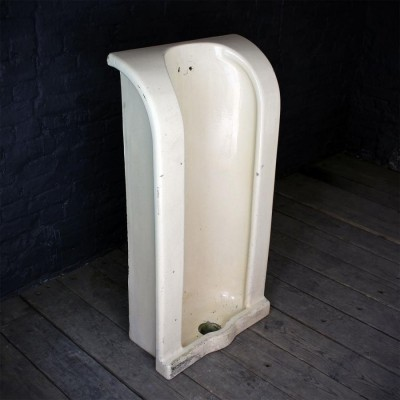 Antique Stoneware Urinal