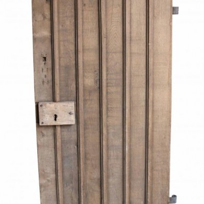 Antique Oak Plank Door