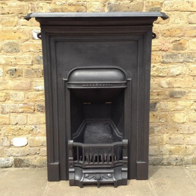 Late Victorian fireplace