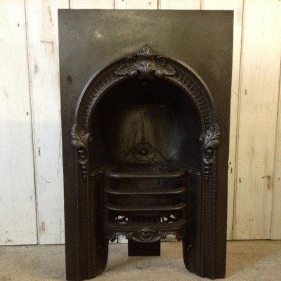 Early Victorian Fireplace