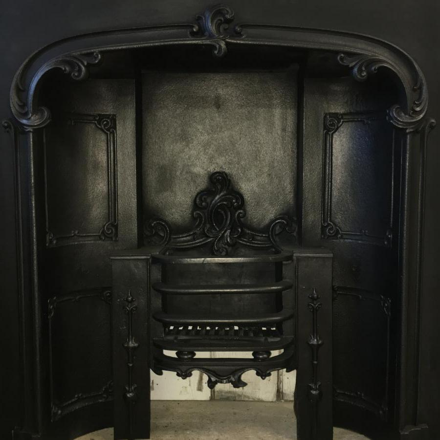 Early Victorian Fire