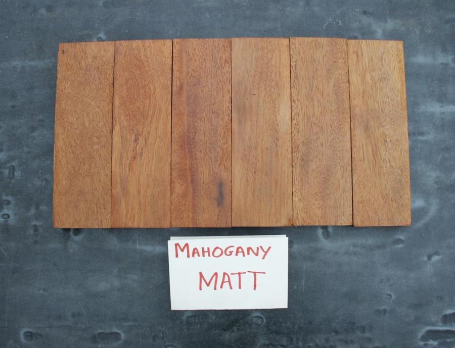 Mahogany parquet / woodblock eclaimed flooring