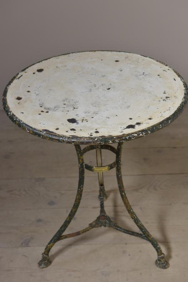 antique arras table -three of three