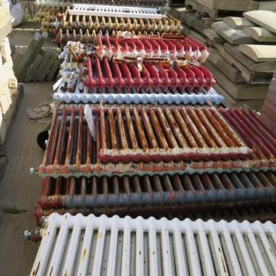 100 Cast Iron Radiators