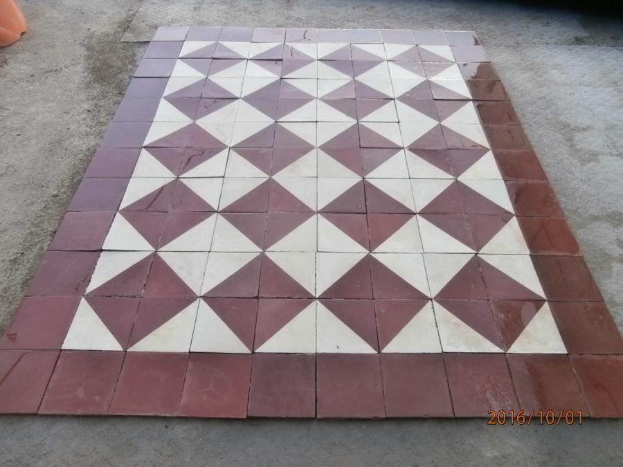 For Sale Reclaimed Victorian Floor Tiles Salvoweb Czech Republic