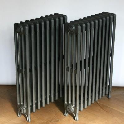 Reclaimed Cast Iron Four Column Radiators